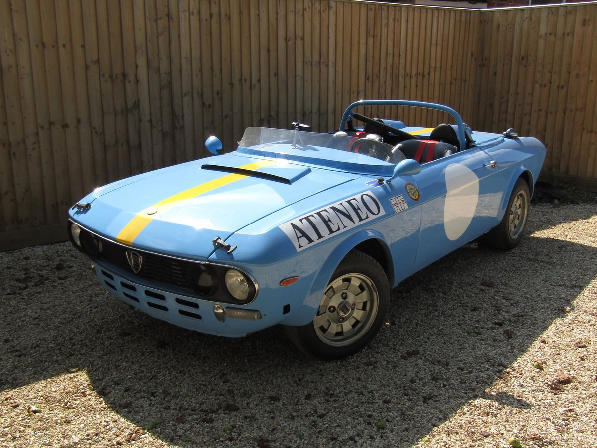 Fulvia Coupe F&M Special  For Sale (picture 2 of 6)