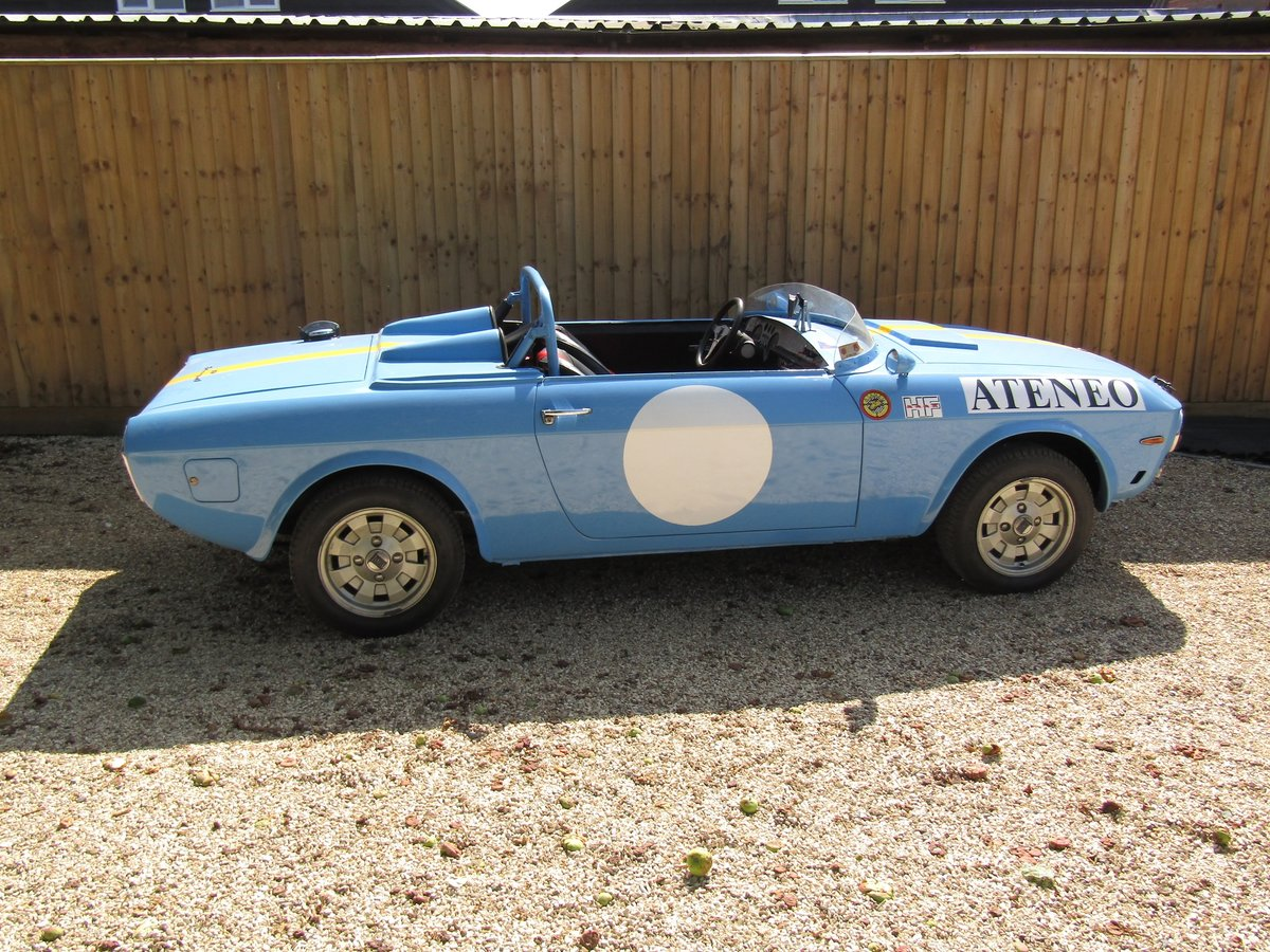 Fulvia Coupe F&M Special  For Sale (picture 4 of 6)