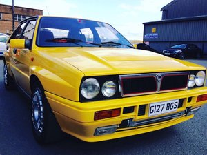 1989 LANCIA DELTA INTEGRALE HF TURBO 2.0 16V