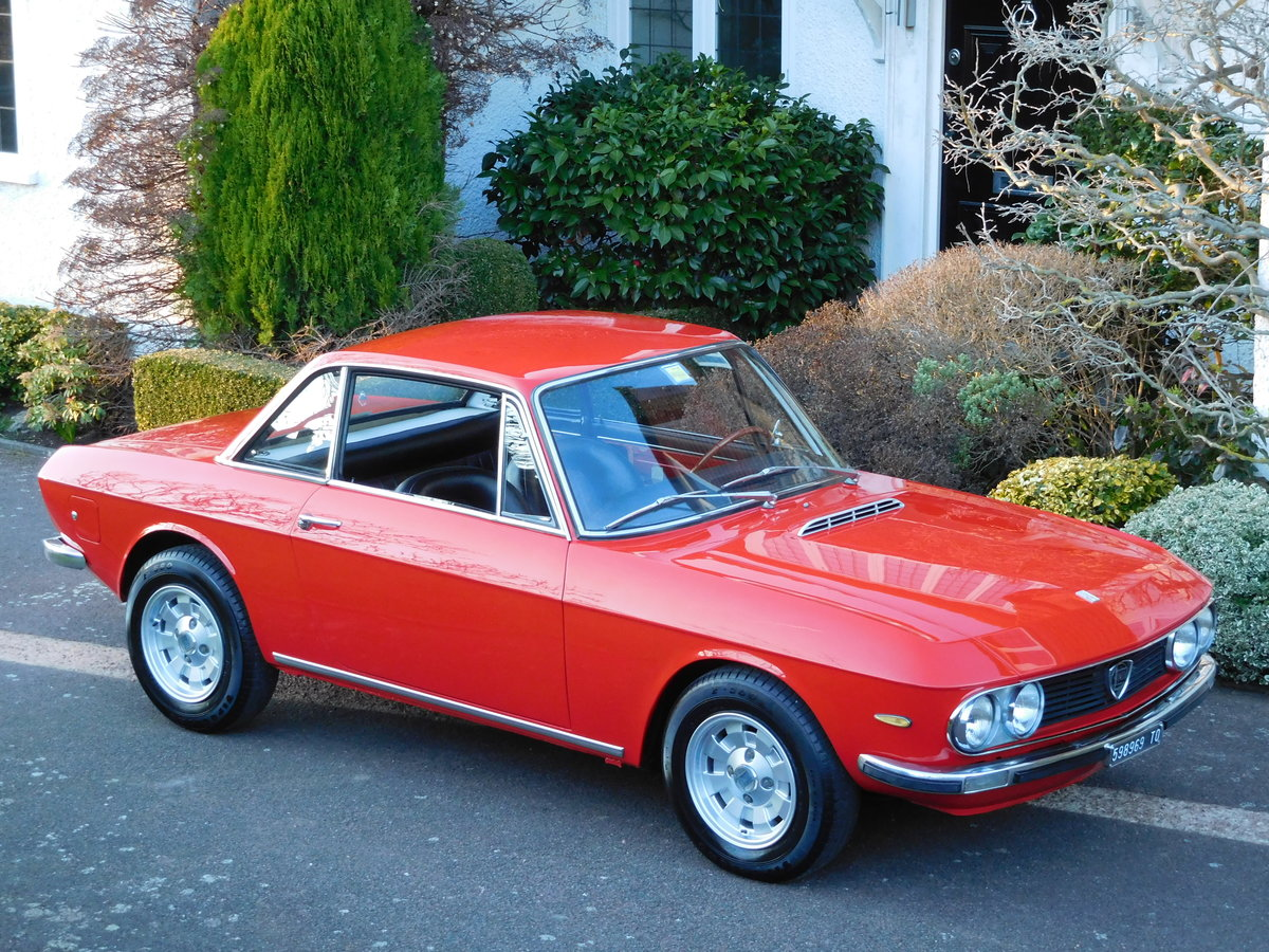 Lancia Fulvia Coupe 1.3 S Rallye Series 2 LHD 1971 / Superb! For Sale (picture 1 of 6)