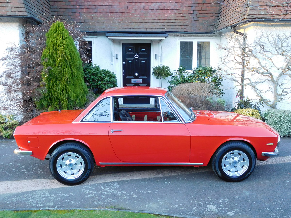 Lancia Fulvia Coupe 1.3 S Rallye Series 2 LHD 1971 / Superb! For Sale (picture 2 of 6)