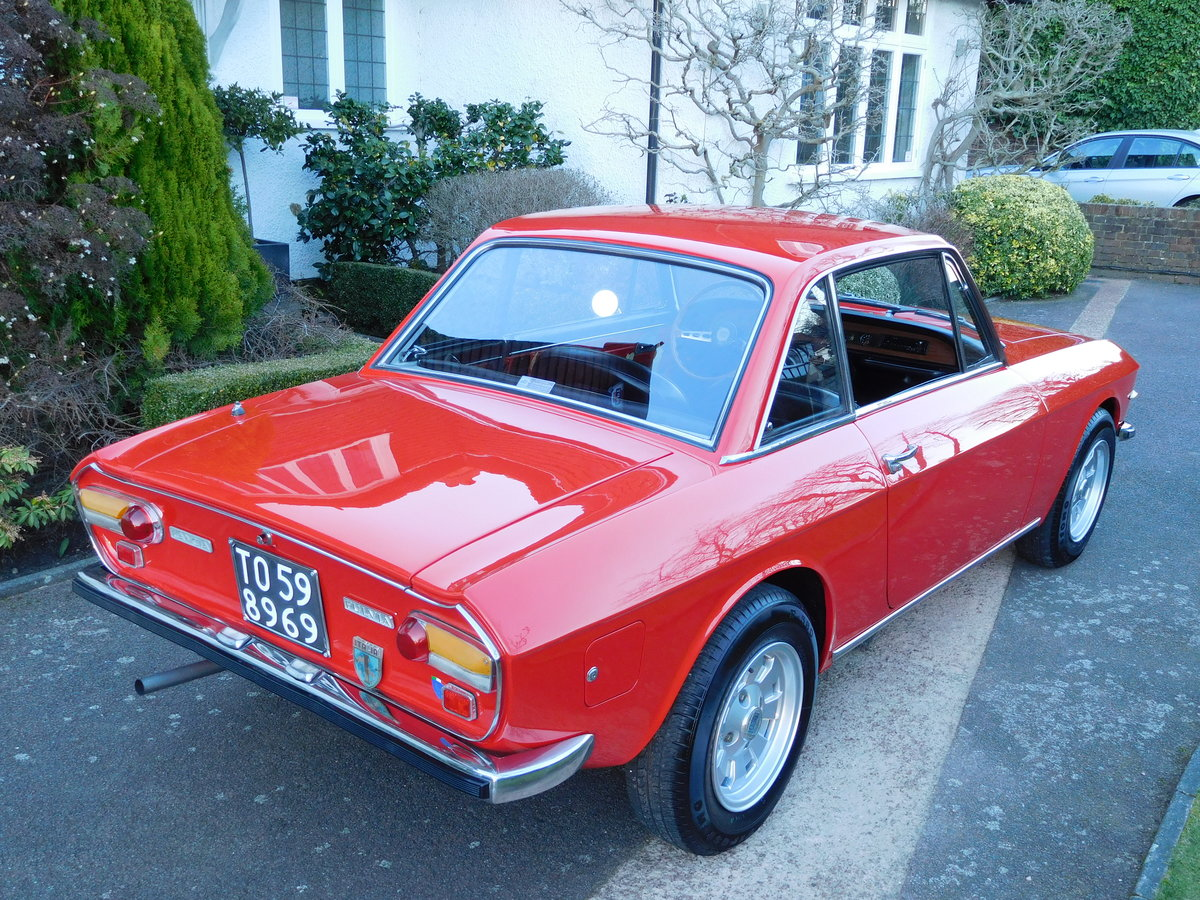 Lancia Fulvia Coupe 1.3 S Rallye Series 2 LHD 1971 / Superb! For Sale (picture 3 of 6)