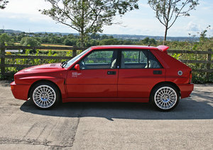 1993 LANCIA DELTA INTEGRALE EVO2 For Sale