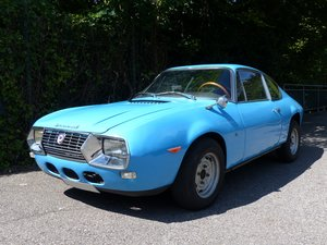1967 Extremely rare Lancia Fulvia Zagato 1.3, full aluminium body For Sale