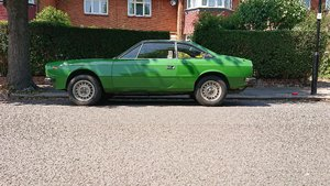 1976 Lancis Beta 1600 Couoe for restoration Rare