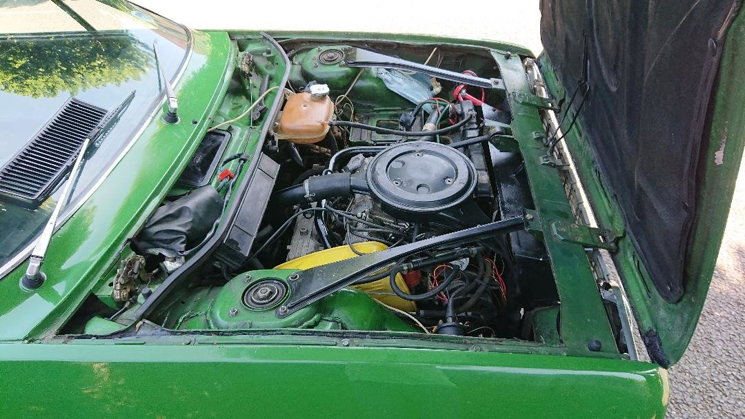 1976 Lancis Beta 1600 Couoe for restoration Rare  For Sale (picture 4 of 6)