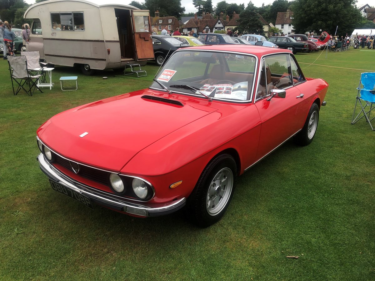 1976 Lancia Fulvia 3 1.3 Coupe For Sale (picture 1 of 6)