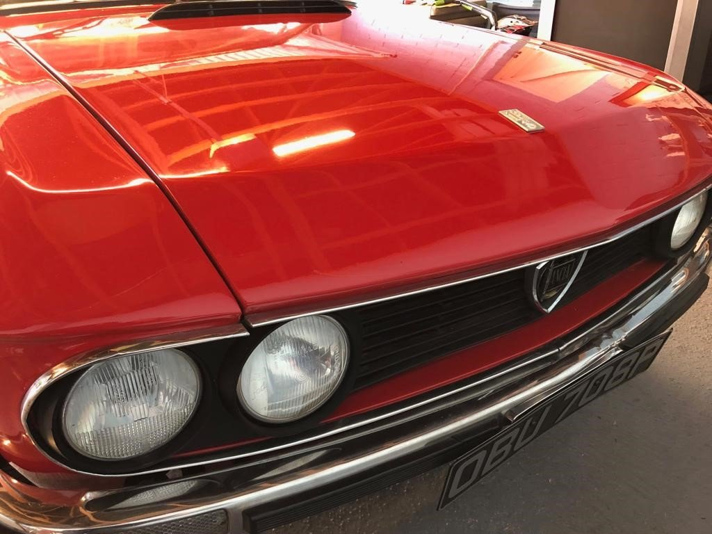 1976 Lancia Fulvia 3 1.3 Coupe For Sale (picture 3 of 6)