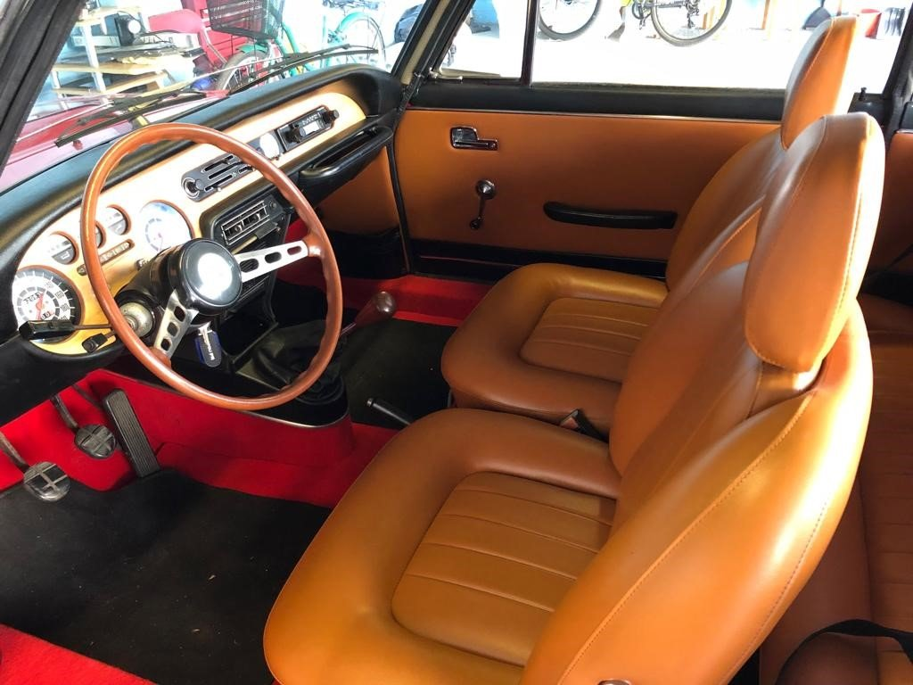 1976 Lancia Fulvia 3 1.3 Coupe For Sale (picture 4 of 6)