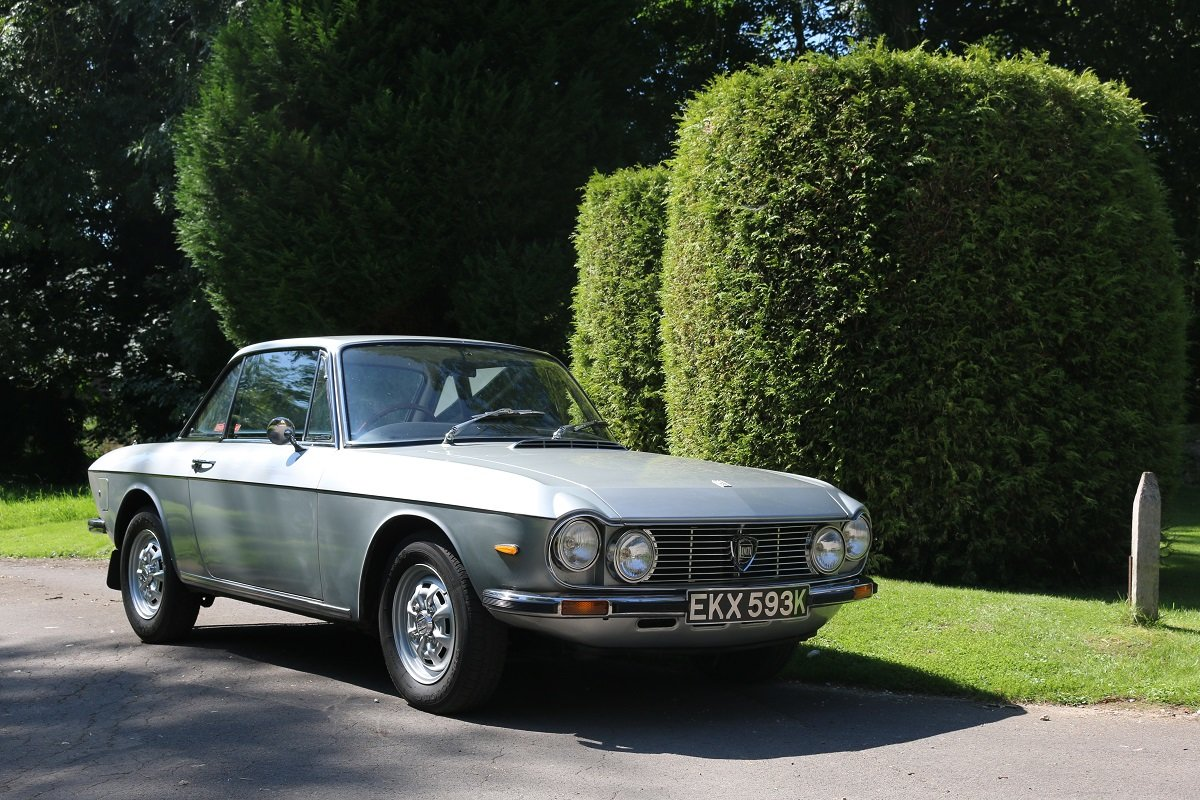 1972 LANCIA FULVIA COUPE 1.3S Just 26k miles! SOLD (picture 1 of 6)