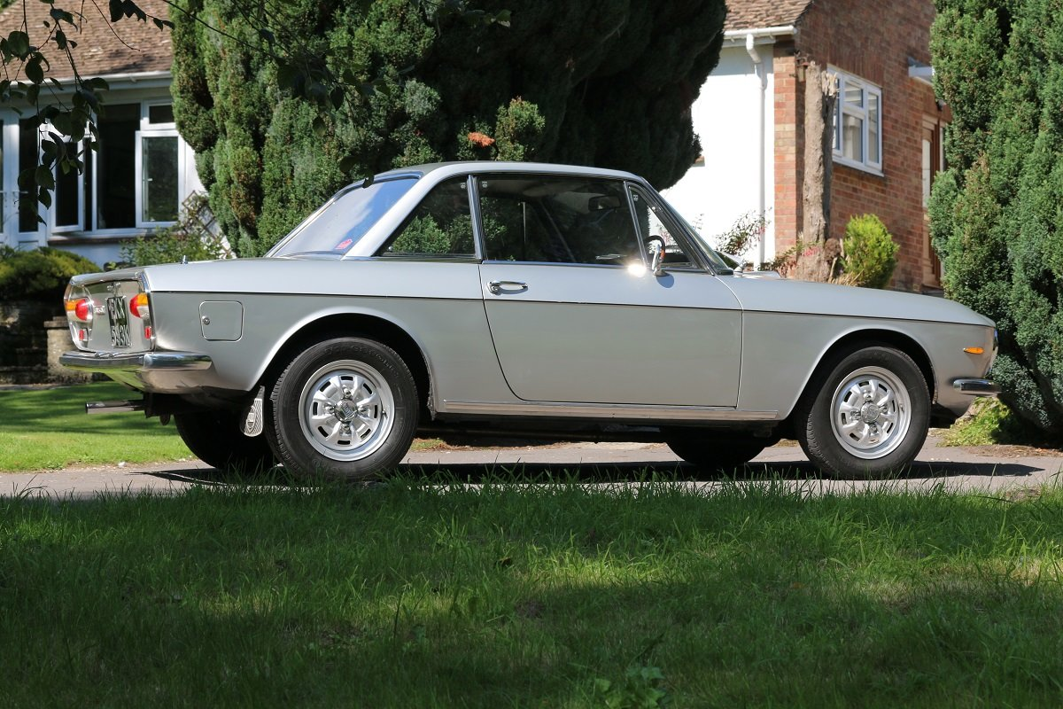 1972 LANCIA FULVIA COUPE 1.3S Just 26k miles! SOLD (picture 2 of 6)