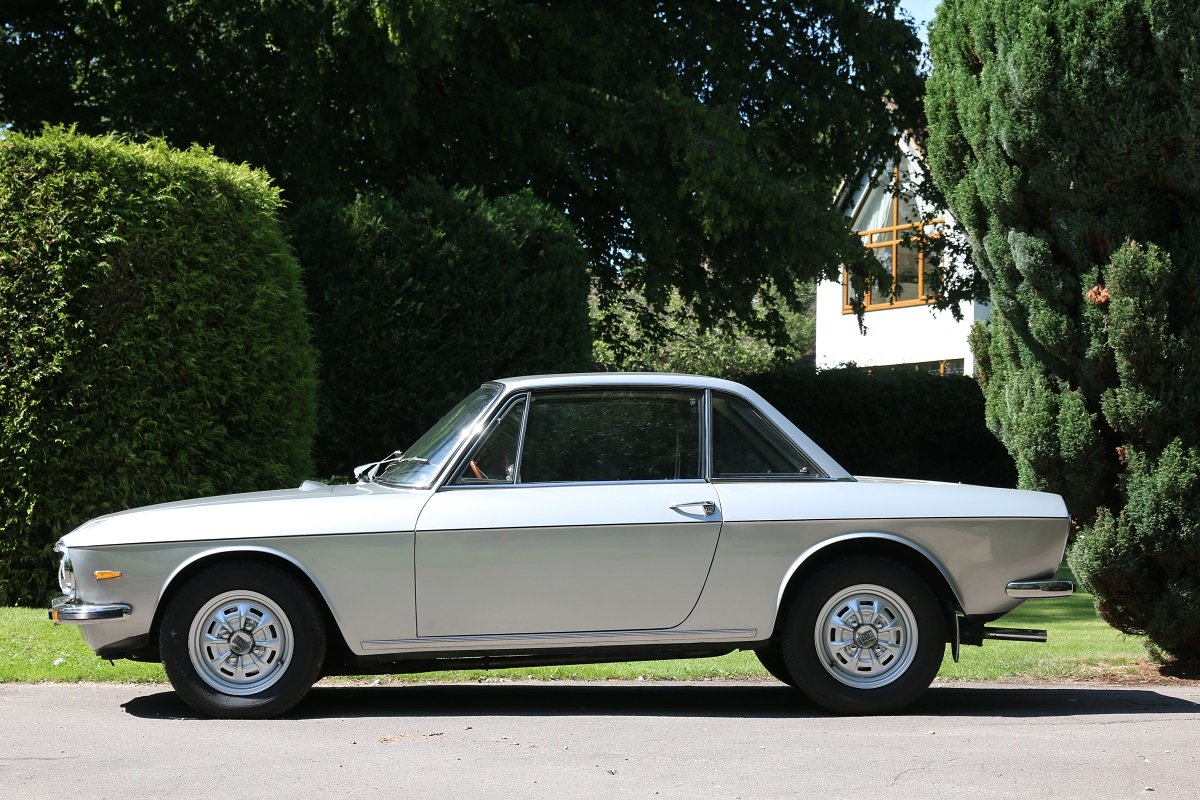 1972 LANCIA FULVIA COUPE 1.3S Just 26k miles! SOLD (picture 3 of 6)