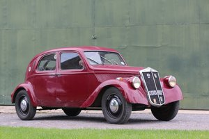 1937 LANCIA APRILIA BERLINA For Sale