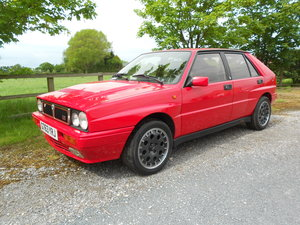 1990 Lancia integrale HF 2.0 16v, excellent rust free For Sale