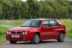 1992 Lancia Delta Integrale EVO 2 - 25,000 miles from new For Sale