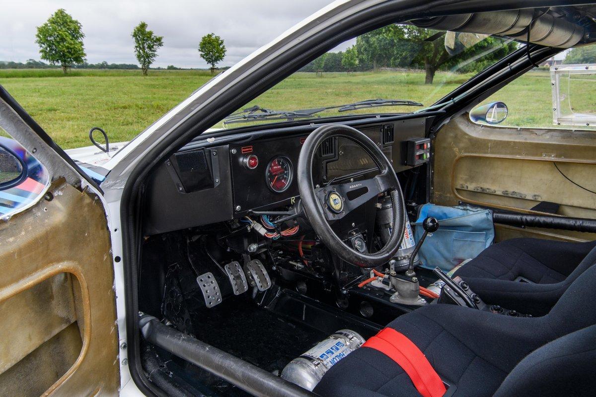 1983 Lancia Works 037 - Ex Walter Röhrl WRC For Sale (picture 3 of 6)