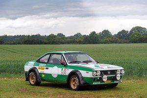 1976 Lancia Beta Coupe Group 4 Works