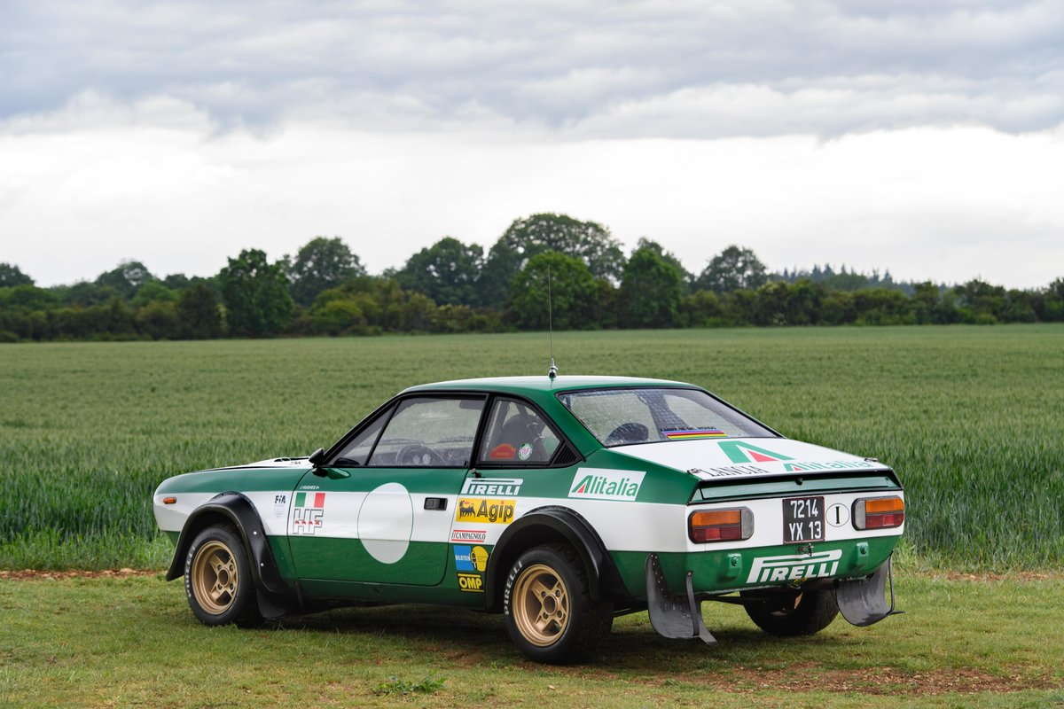 1976 Lancia Beta Coupe Group 4 Works SOLD (picture 2 of 6)