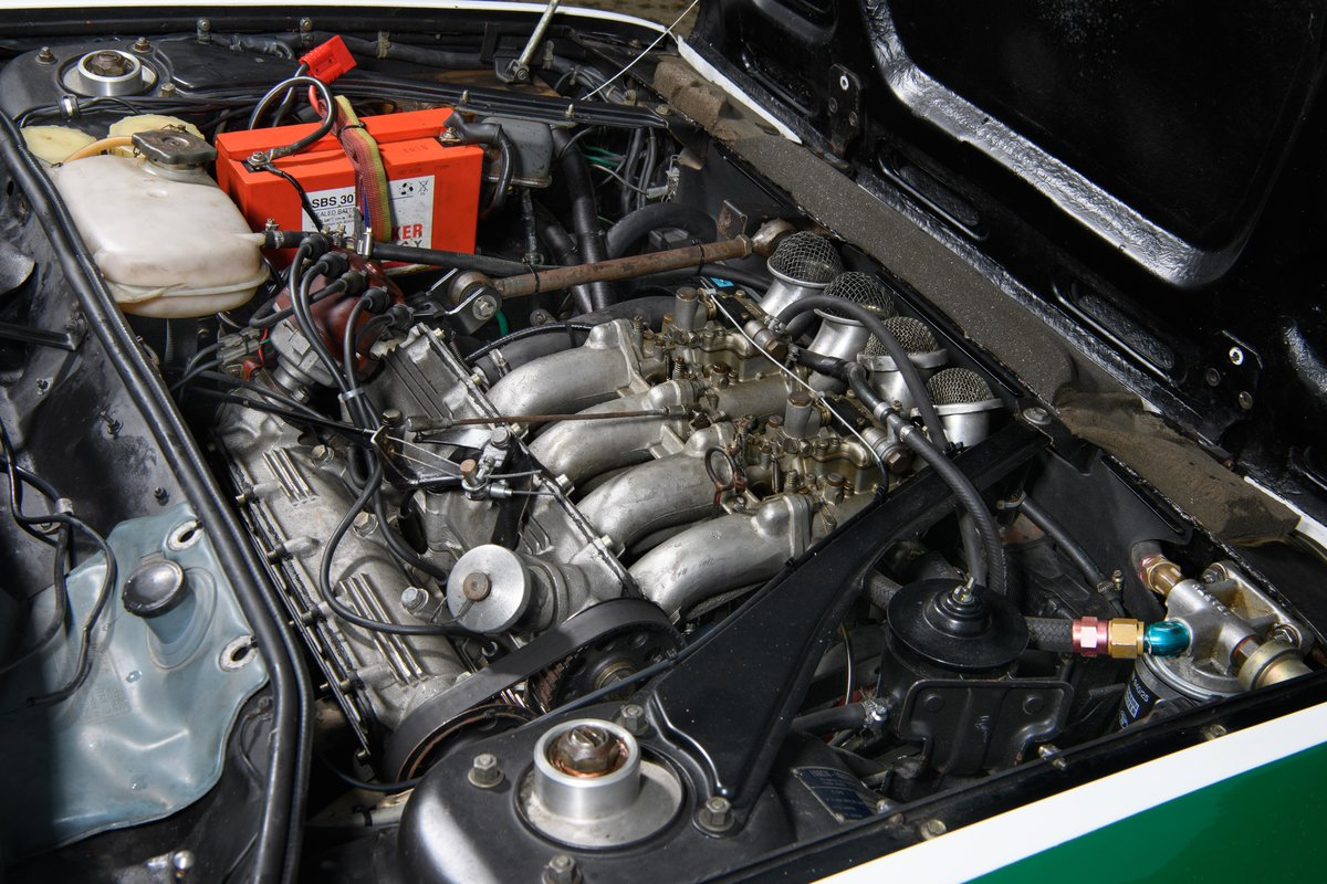 1976 Lancia Beta Coupe Group 4 Works SOLD (picture 5 of 6)