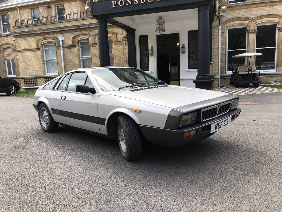 1983 Lancia Montecarlo S2 Spider For Sale | Car And Classic
