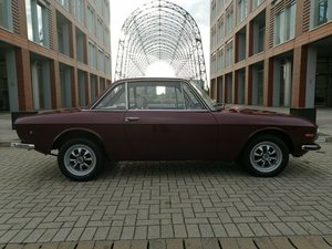 1974 Lancia Fulvia S3.York Red Lovely Restored  For Sale