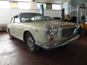 1969 very original and never welded Lancia Flavia Coupé 1.8, RHD For Sale