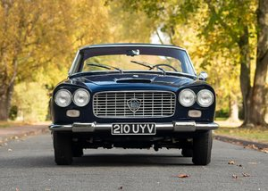 1959 Lancia Flaminia GT by Touring of Milan SOLD by Auction