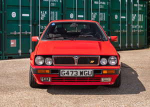 1991 Lancia Delta HF Integrale 16 Valve For Sale by Auction