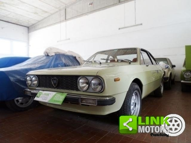 1974 Lancia Beta Coupé 1600 For Sale (picture 1 of 6)