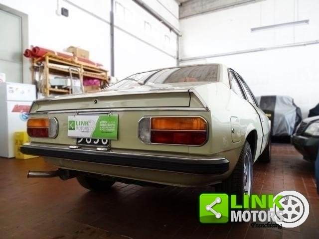 1974 Lancia Beta Coupé 1600 For Sale (picture 5 of 6)