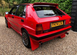 1989 Lancia Delta Integrale 16V For Sale by Auction