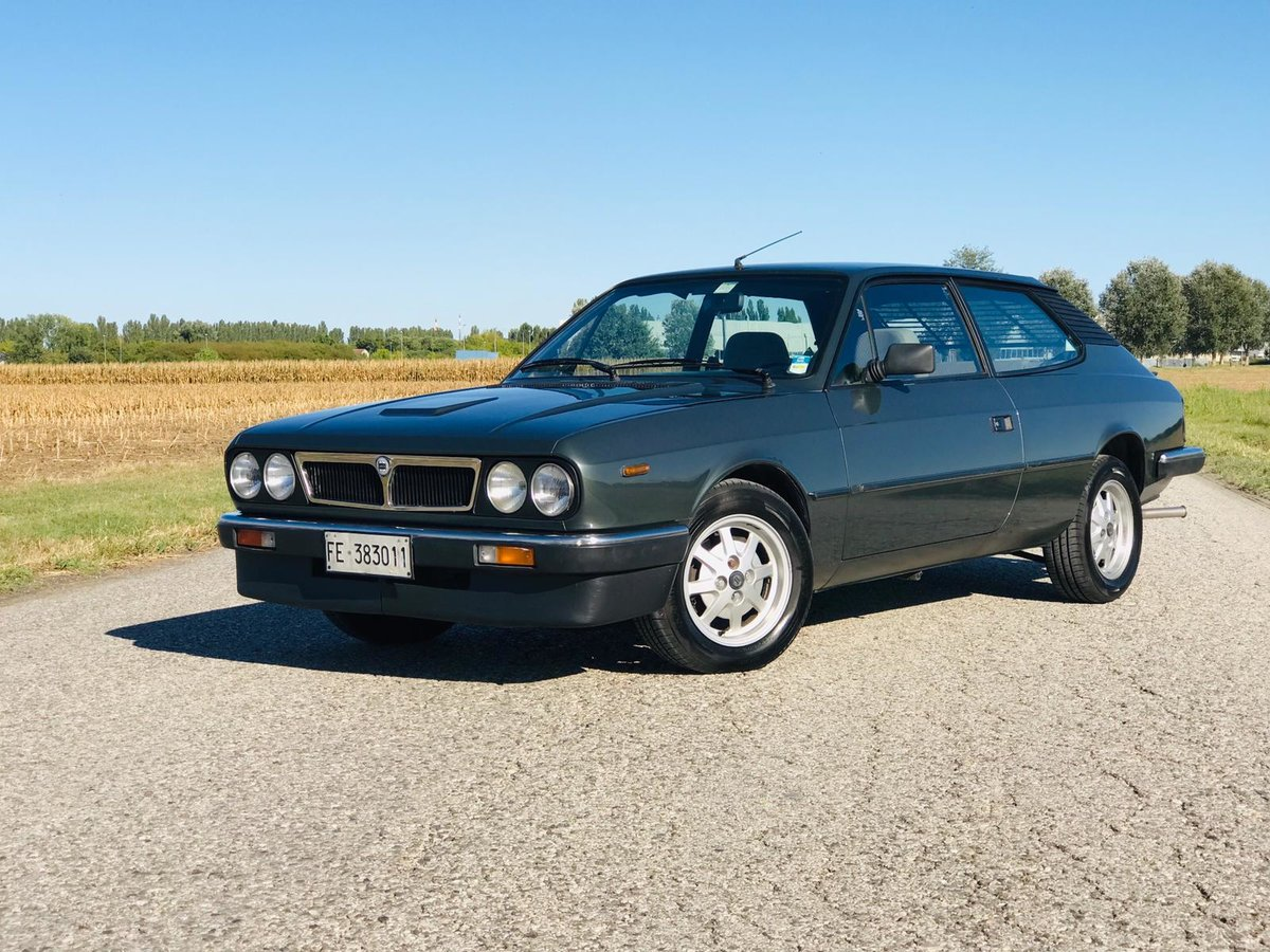 1983 LANCIA BETA HPE VOLUMEX For Sale (picture 1 of 6)
