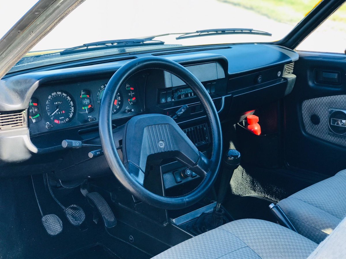 1983 LANCIA BETA HPE VOLUMEX For Sale (picture 4 of 6)