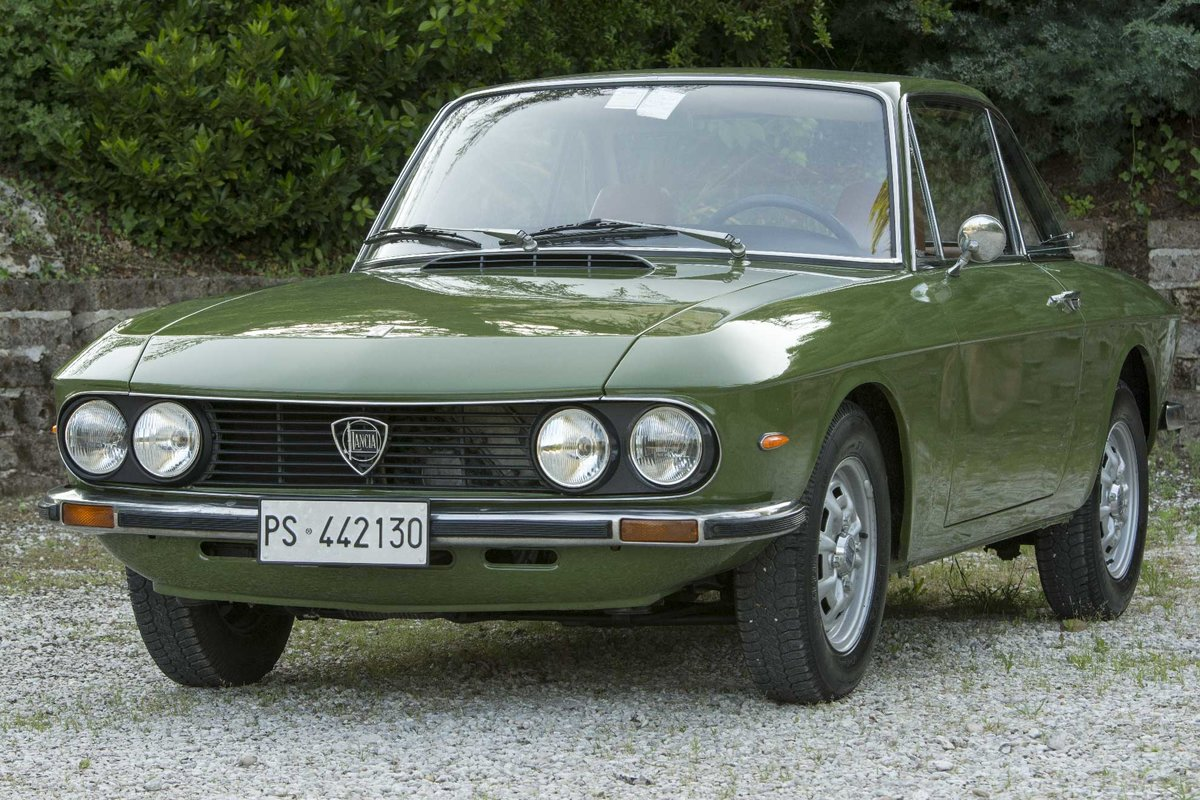 1977 Lancia Fulvia Coupe 3° For Sale (picture 1 of 6)