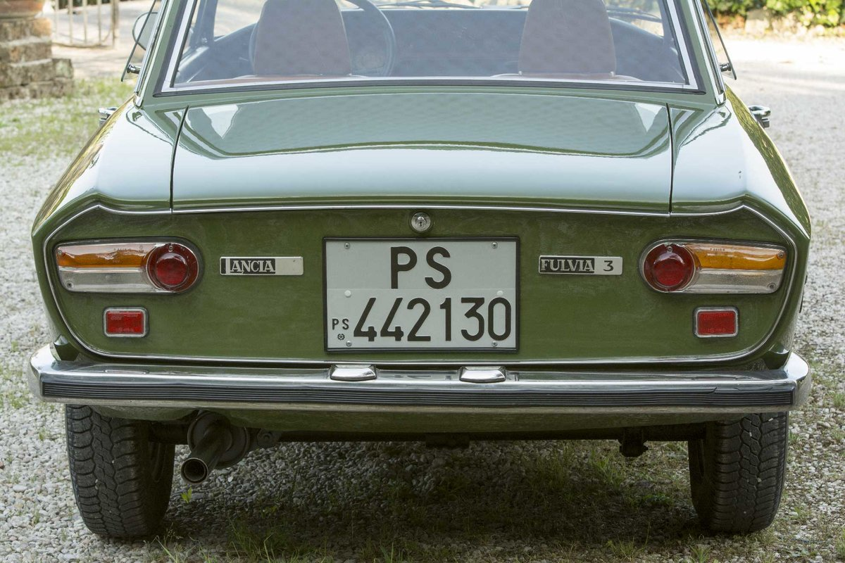 1977 Lancia Fulvia Coupe 3° For Sale (picture 3 of 6)