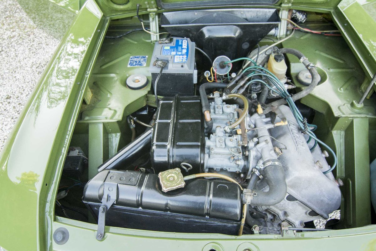 1977 Lancia Fulvia Coupe 3° For Sale (picture 5 of 6)