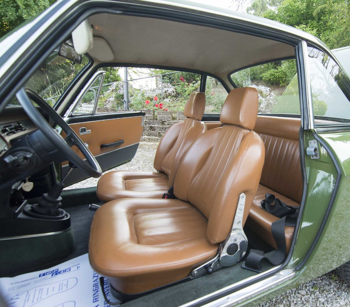 1977 Lancia Fulvia Coupe 3° For Sale (picture 6 of 6)