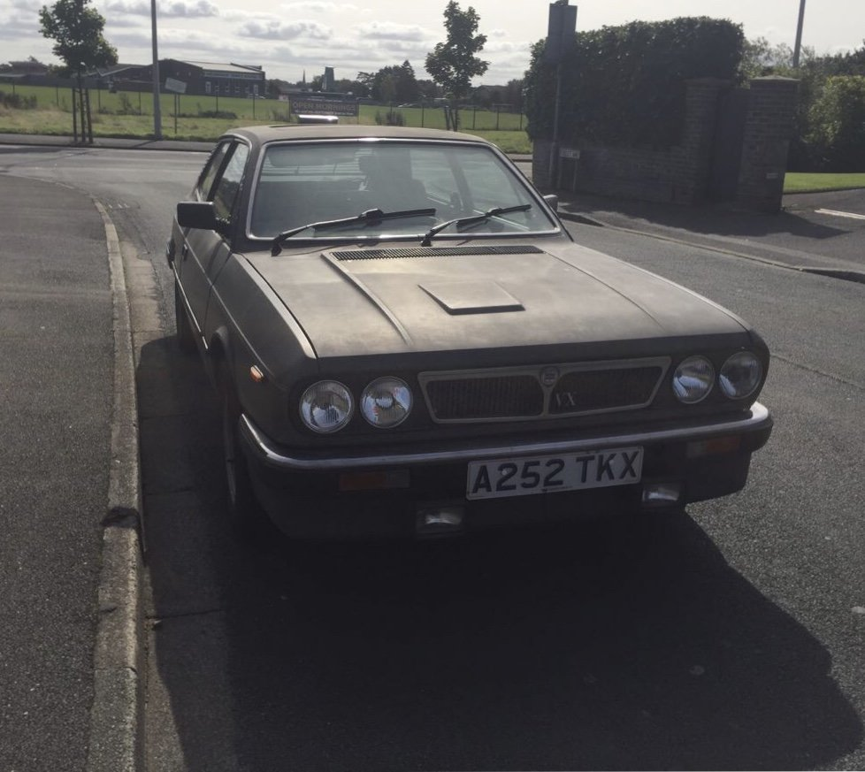 1984 Lancia Beta HPE Volumex Supercharged 2.0 For Sale (picture 1 of 6)