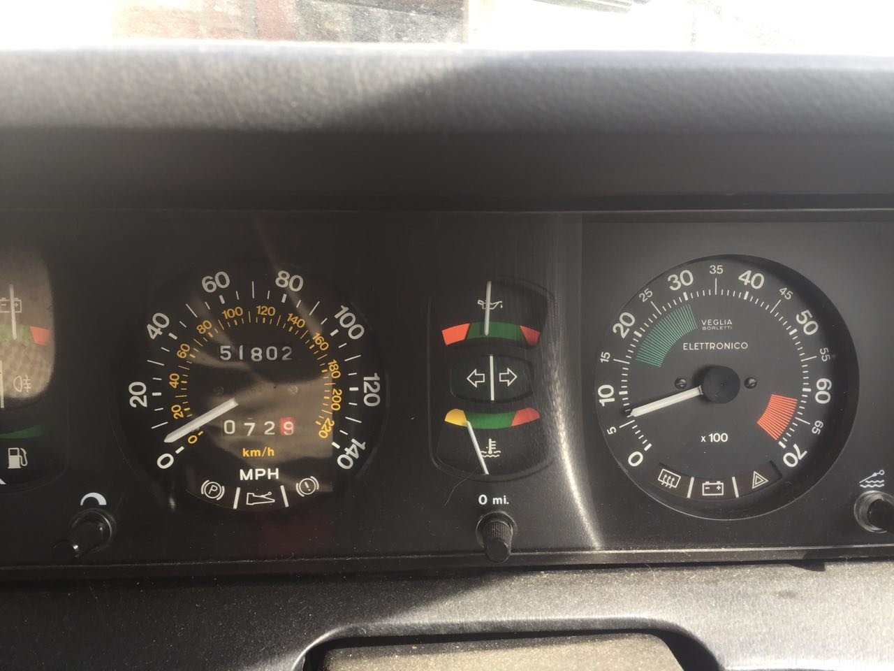 1984 Lancia Beta HPE Volumex Supercharged 2.0 For Sale (picture 5 of 6)