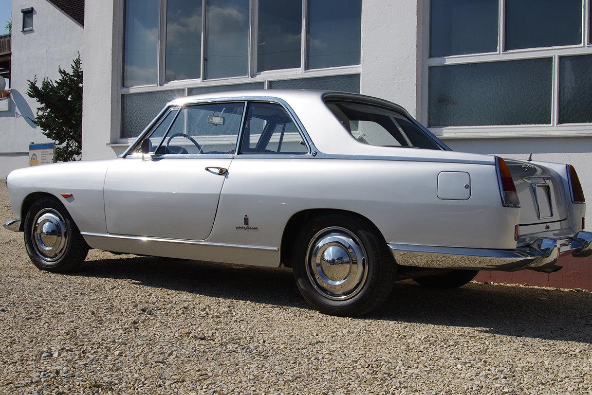 1961 Lancia Flaminia Pininfarina Coupé 2.5 For Sale (picture 2 of 6)