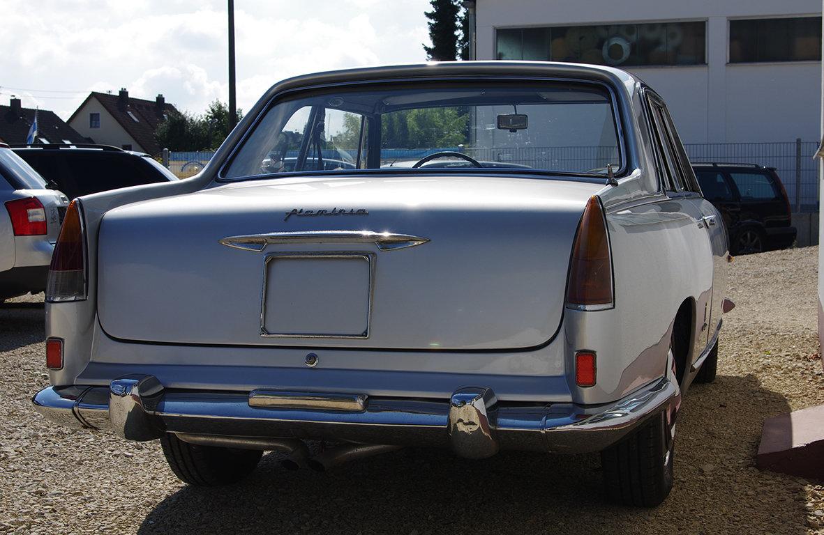 1961 Lancia Flaminia Pininfarina Coupé 2.5 For Sale (picture 3 of 6)