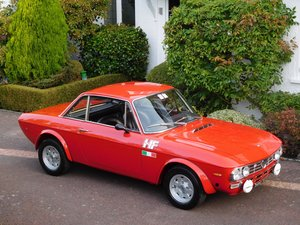 Lancia Fulvia Coupe HF Tribute Series 2 / LHD / 1970 Superb!
