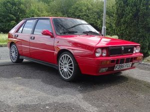 1988 Lancia Delta HF Integrale For Sale by Auction