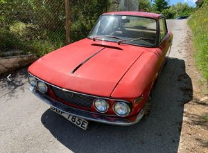 1967 Lancia Fulvia 1.6 S1 Replica Project
