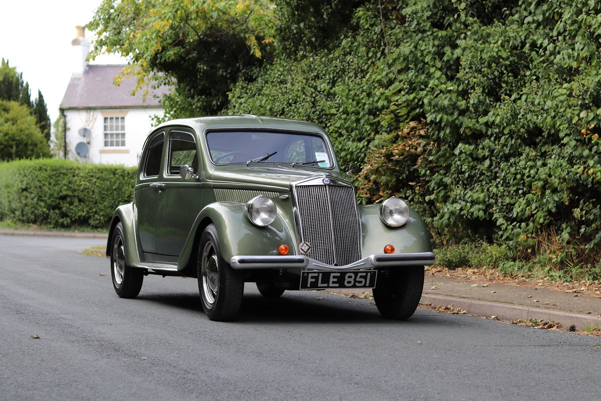 1938 Lancia Aprilia -  UK RHD For Sale (picture 1 of 19)