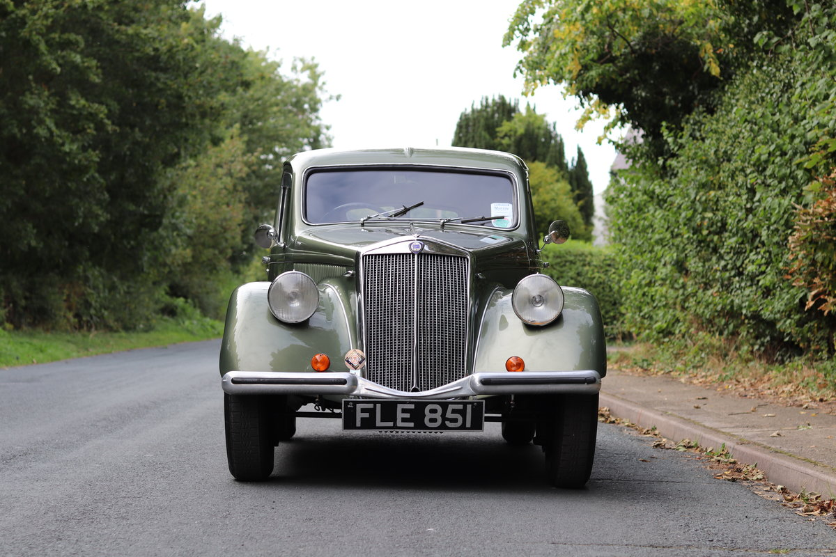 1938 Lancia Aprilia -  UK RHD For Sale (picture 2 of 19)