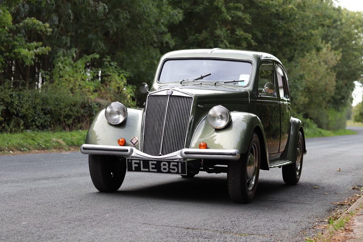 1938 Lancia Aprilia -  UK RHD For Sale (picture 3 of 19)