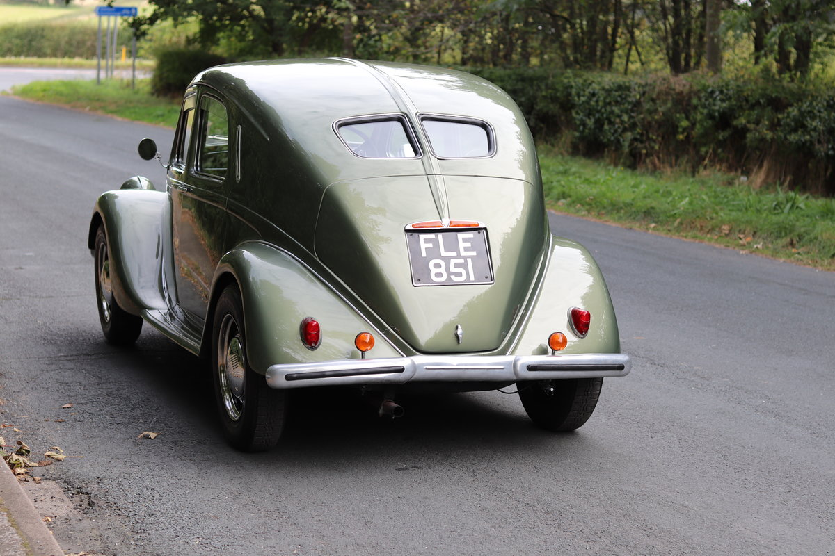 1938 Lancia Aprilia -  UK RHD For Sale (picture 4 of 19)