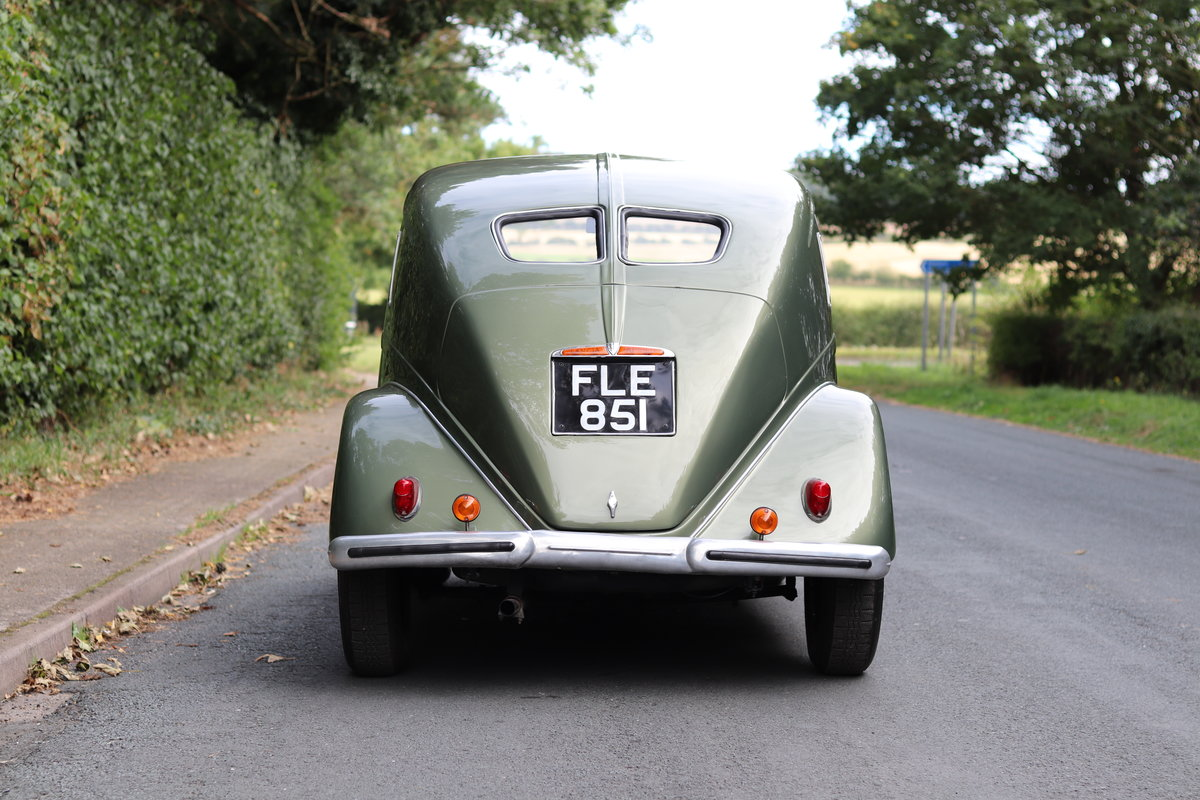 1938 Lancia Aprilia -  UK RHD For Sale (picture 5 of 19)