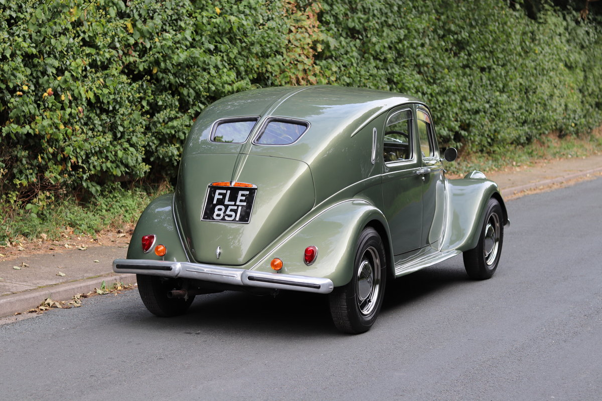 1938 Lancia Aprilia -  UK RHD For Sale (picture 6 of 19)